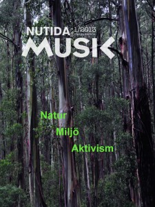 Nutida Musik 1 2013