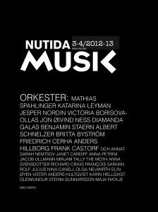 Nutida Musik 3-4 2012-13