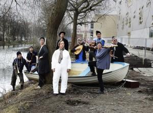 Ensemble Mare Balticum. Foto: Musik i Syd