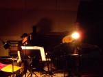 Studioinspelning Live – Duo EN.D.E i Elementstudion