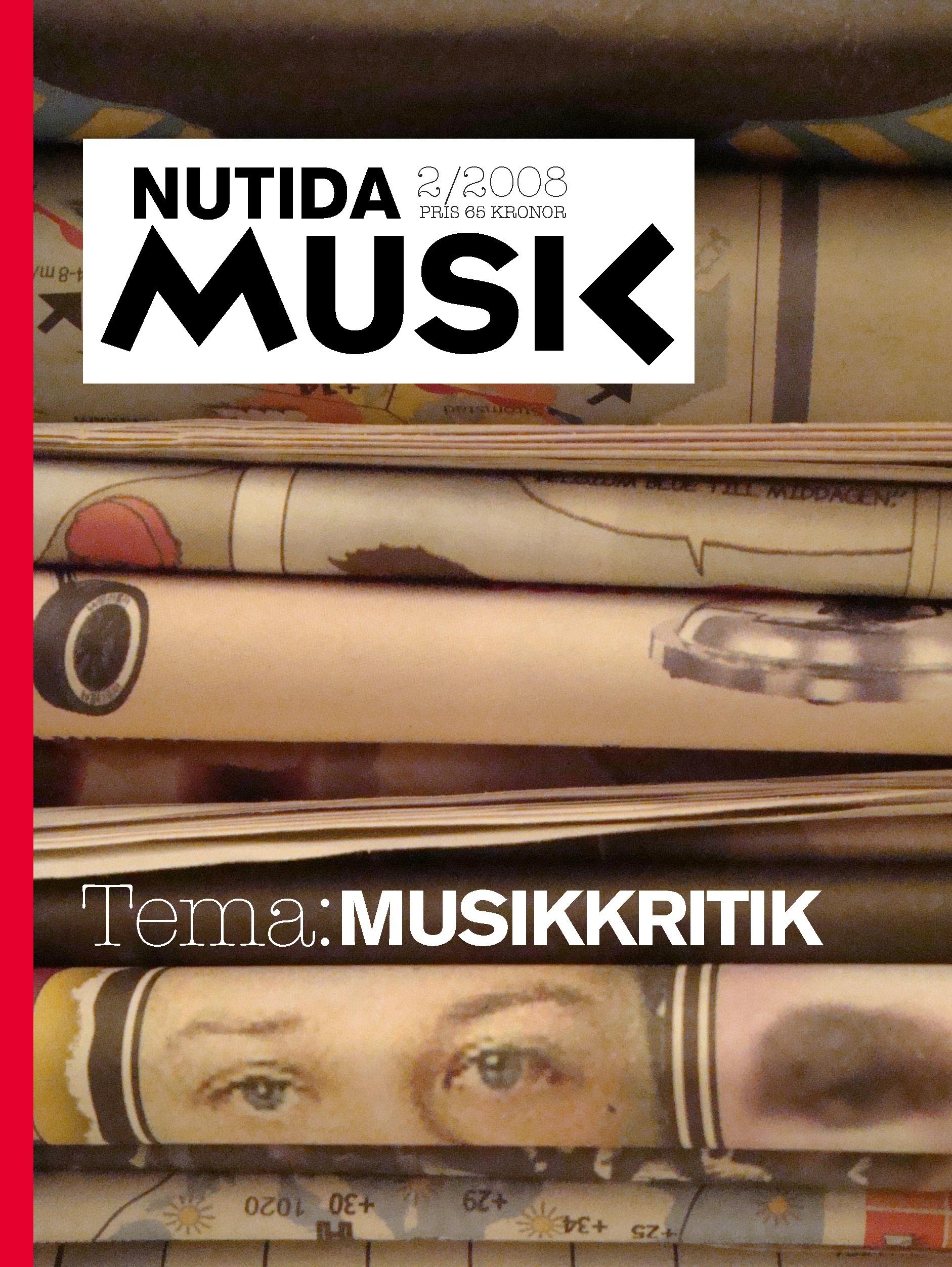 Framtidens musikkritik – Workshop i musikkritik