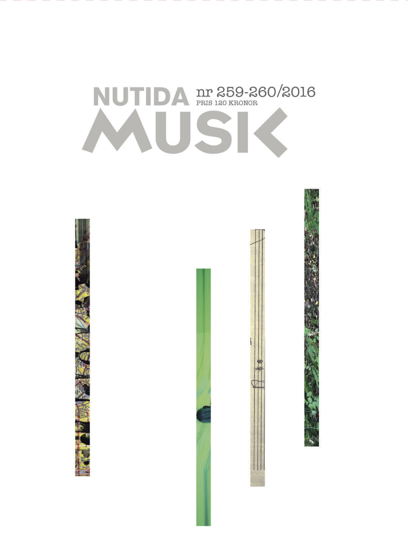 Nytt dubbelnummer ute nu: 259 – 260 årgång 58 (sept 2016)