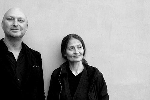 Magnus Bunnskog and Susanne Skog, editors at Nutida Musik. ©Marcus Wrangö